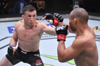 merab dvalishvili vs cody stamann rebooked for ufc event on may 1 13b1f5c 335x220 - Мераб Двалишвили против Коди Стэманн встретятся на турнире UFC 1 мая