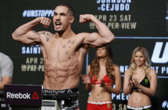 Весовые Категории UFC