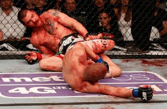 Кровавые Бои в UFC