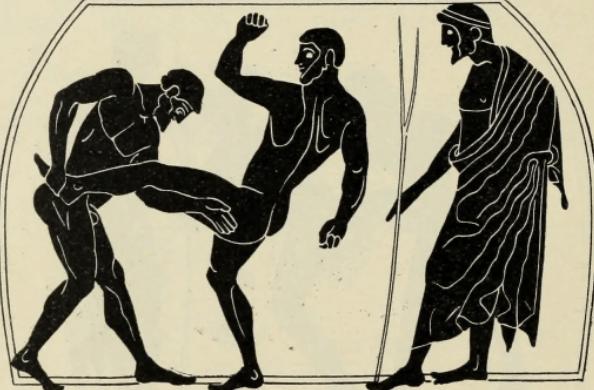 ММА в Античности