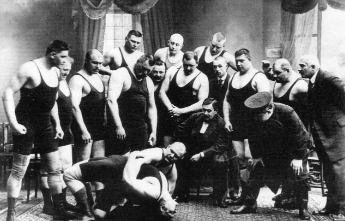 ММА в первой половине 20 века