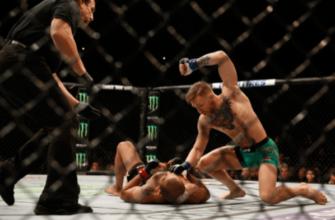 ТОП-5 Лучших боев UFC