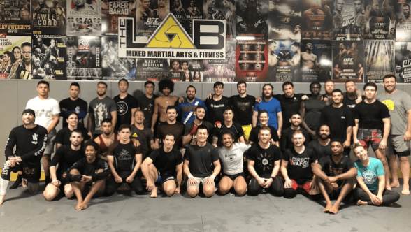 The Lab MMA