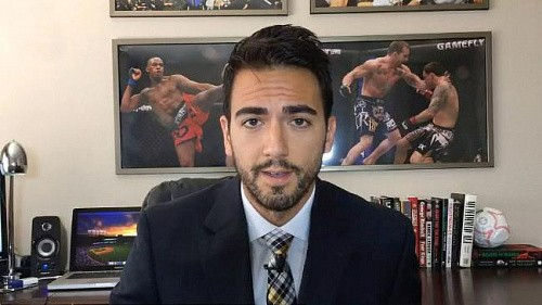 Бретт Окамото о спасении карда UFC 200