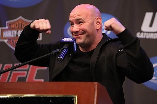 Дэйна Уайт комментирует результаты UFC Fight Night 81