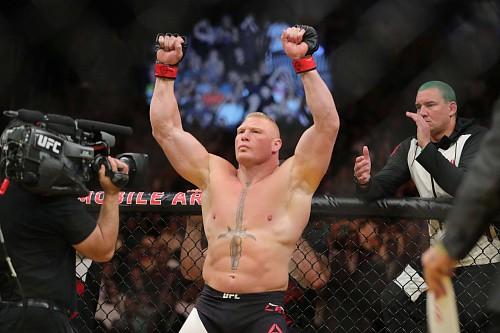 За выступление на UFC 200 Брок Леснар получил $2,5 млн