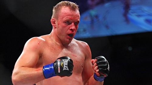 Александр Шлеменко уже знает имя соперника, с которым сразится в октябре на шоу Bellator