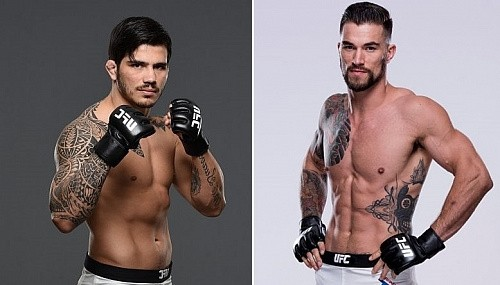 0870e74f993399a663d79dbfc37d6b07 - Эрик Силва против Брендона Тэтча на UFC Fight Night 95