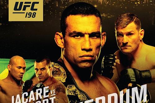 Результаты UFC 198: Миочич нокаутировал Вердума
