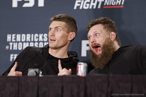 Зарплаты участников UFC FN 82: Рой Нельсон получает $125,000