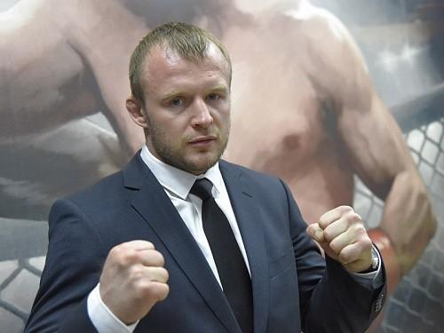 Шлеменко осенью планирует выступить в Bellator