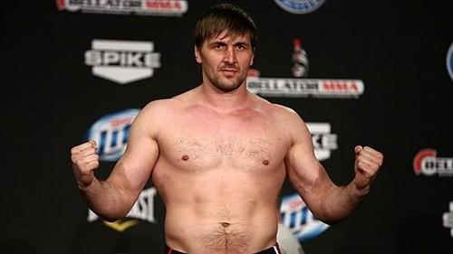Слух: Виталий Минаков скоро подпишет контракт с UFC