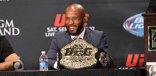Деметриус Джонсон: «За 4 года чемпионства в UFC я все еще не могу позволить себе уйти на пенсию»