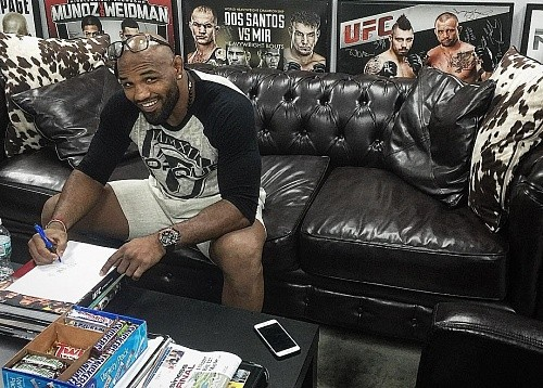 Ромеро подтвердил бой с Уайдманом на UFC 205