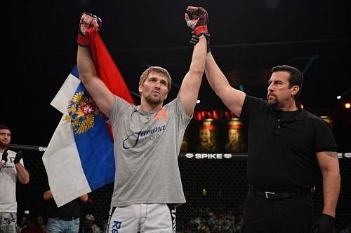 Гаджиев: UFC готовы предложить Минакову контракт