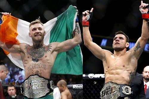 Дос Аньос и Макгрегор подерутся не на UFC 197, а на UFC 196