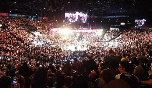 Выручка от продажи билетов на UFC 195 перевалила за $2 млн