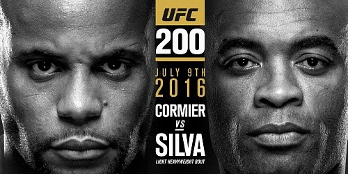 3d5ded1797a52049f19cca345775f426 - Официально: Дэниэл Кормье против Андерсона Сильвы на UFC 200