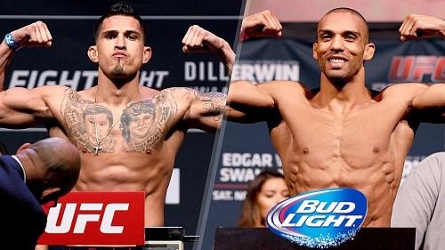 UFC 197: Энтони Петтис vs Эдсон Барбоза