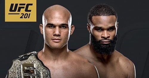 Результаты UFC 201: Вудли – новый чемпион