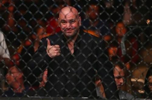 Дэйна Уайт: «UFC 196 побил рекорд продаж PPV»