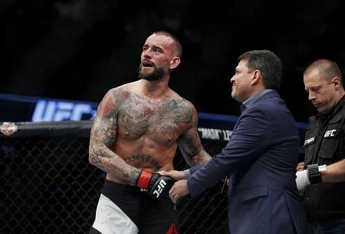 Зарплаты UFC 203: За дебют в ММА СМ Панк получил $500,000