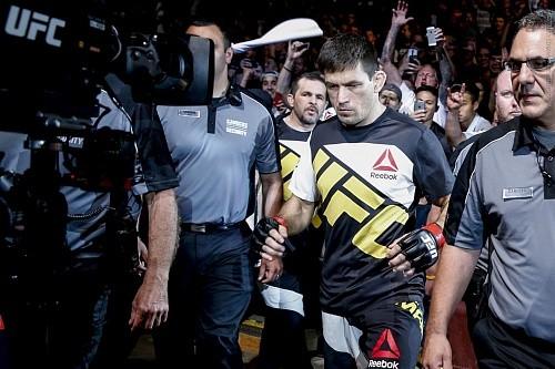 Демиан Майя будет готов подраться с Тайроном Вудли на UFC 205