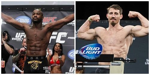 Бой Тим Кеннеди vs Рашад Эванс перенесён на UFC 206