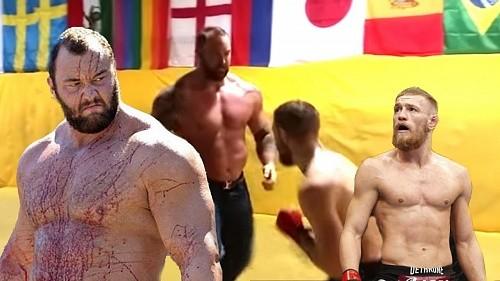 В «Игре престолов» может сниматься чемпион UFC Конор Макгрегор
