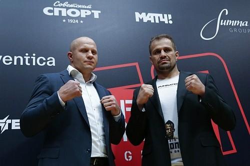 Fight Nights не планирует реванш Емельяненко с Мальдонадо