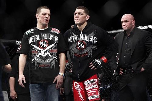 Ник Диас: «UFC специально не пустили меня секундировать Нейта на UFC 202»