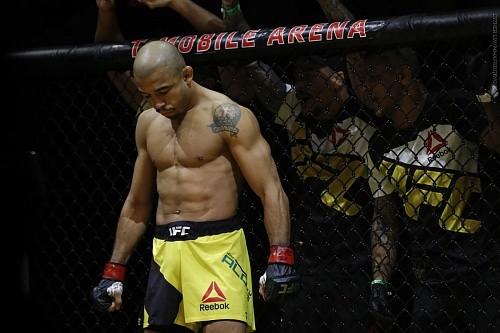 Жозе Альдо: «Прошу UFC освободить меня отконтракта»