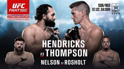 68be6529e369aaf821105f3a5b0843e2 - Результаты UFC FN 82: Томпсон нокаутирует Хендрикса