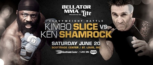 Результаты Bellator 138: Kimbo vs. Shamrock
