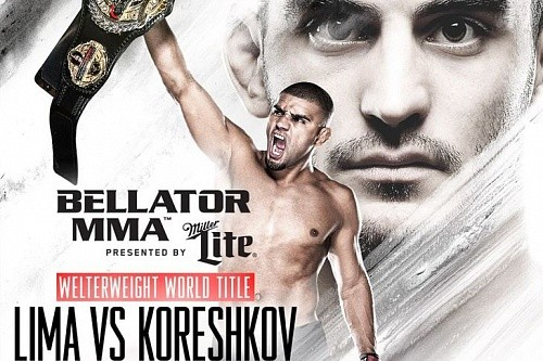 Результаты Bellator 140: Lima vs. Koreshkov