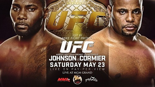 Результаты UFC 187: Johnson vs. Cormier