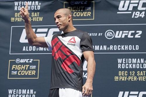 Алдо не хочет оставаться в UFC, даже если получит реванш с Макгрегором