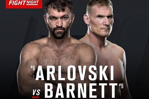 Результаты UFC FN 93: Барнетт задушил Орловского