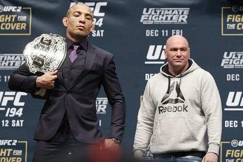 На следующей неделе Жозе Альдо встретится с руководством UFC и попытается разорвать контракт