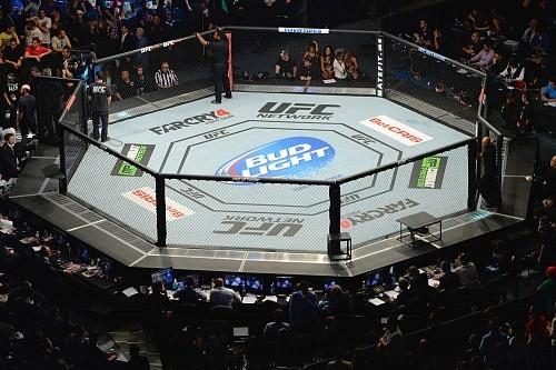 UFC анонсировало ивенты в Хорватии и Голландии