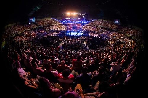 За полтора часа было продано 32 000 билетов на UFC 198