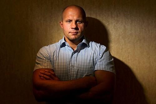 Федор Емельяненко: «Для меня многие действия UFC остаются загадкой»