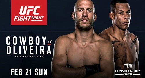 98fe2e1ad7fb7f32edfef2a7c4c2b504 - Результаты UFC Fight Night 83: Серроне задушил Оливейру