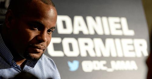 Даниэль Кормье: Я бы заработал больше денег, если бы дрался на UFC 205