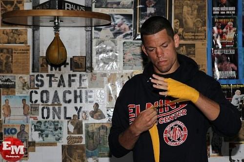 Нейт Диас: «Давно мог бы стать профессиональным боксером»