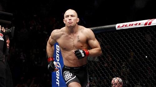 Жорж Сен-Пьер на днях объявит о возвращении в UFC?