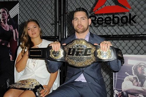 В UFC раскрыли суммы, которые будут получать бойцы от сделки с Reebok