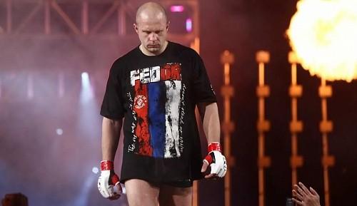 ab161da87da0199f89bef45b5b0b6723 - Скотт Кокер: Может быть, Фёдор будет драться в Bellator в 2016 году