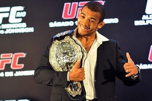 Жозе Альдо: Я лучший боец в истории UFC