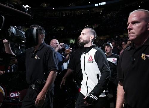 СМ Панк: Я практически уверен, что мой следующий бой будет в UFC